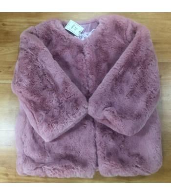 Manteau fourrure Rihanna