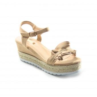 Sandales compensées Margot