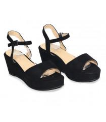Sandales compensées Moran