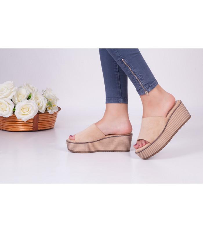 Sandale Amelia Beige