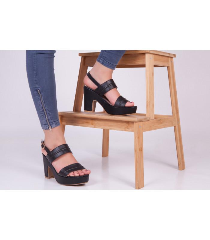 Sandale Evelyn Noir