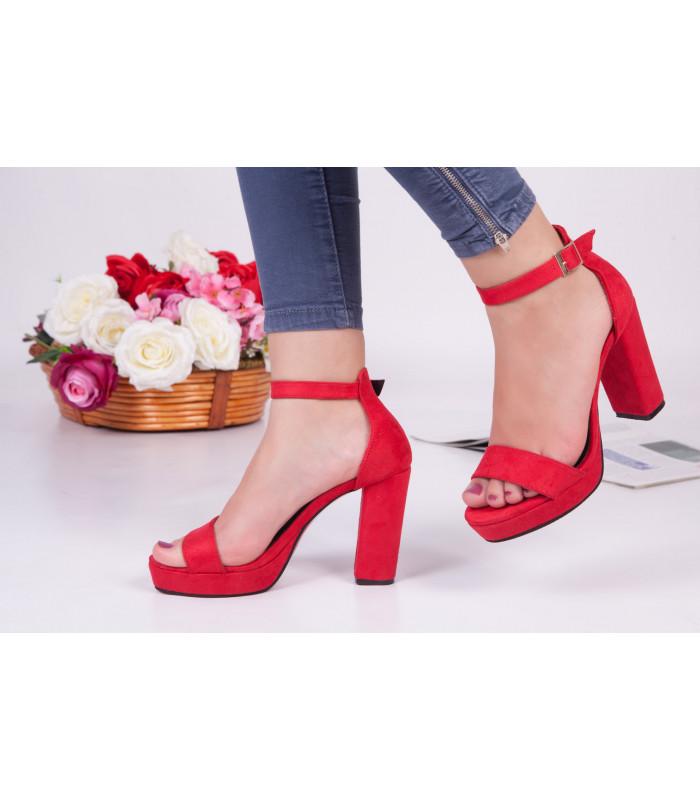 Sandale Victoria Rouge