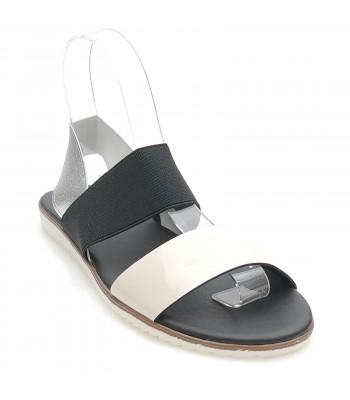 Sandales vernie