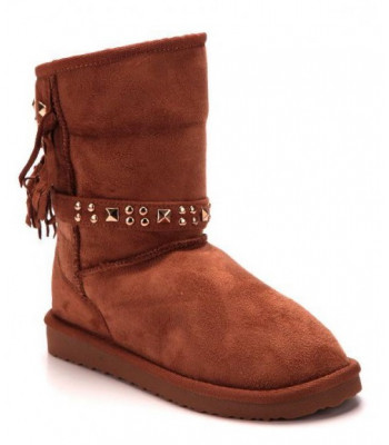 Bottines JUMEX Camel