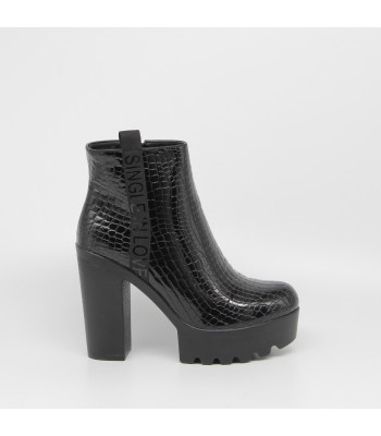 Bottines à talon Carou