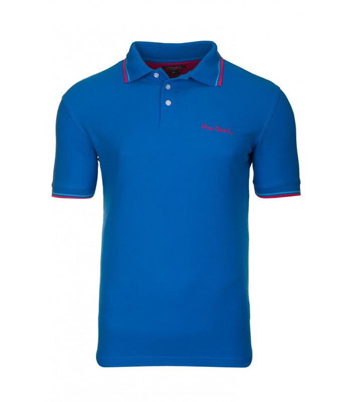 Polo PIERRE CARDIN Homme bleu