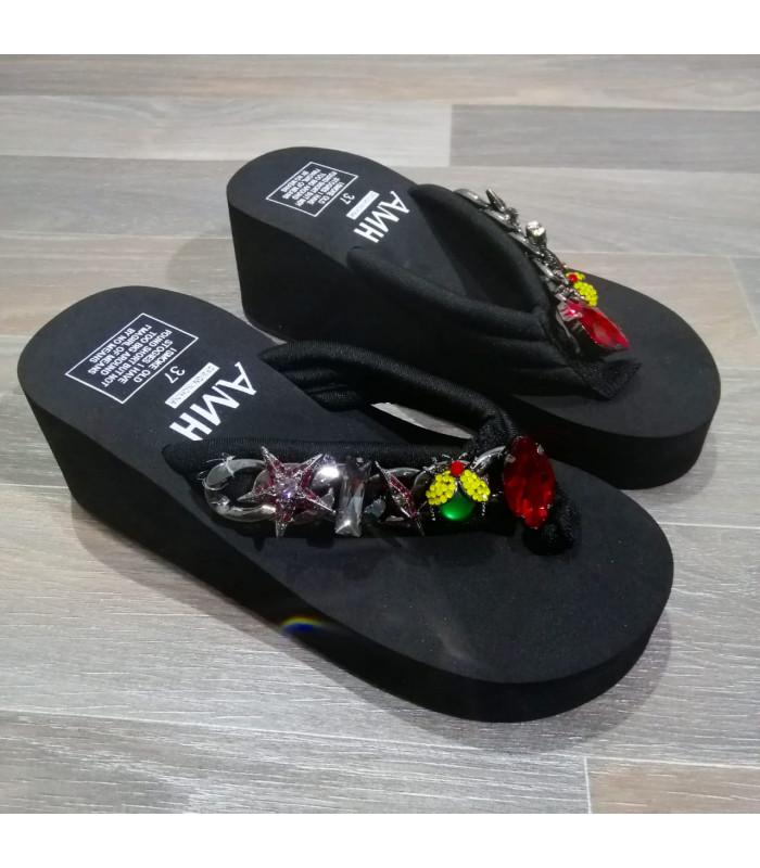 Sandales  Raféna