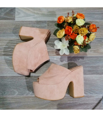 Sandales compensées Jinnefer